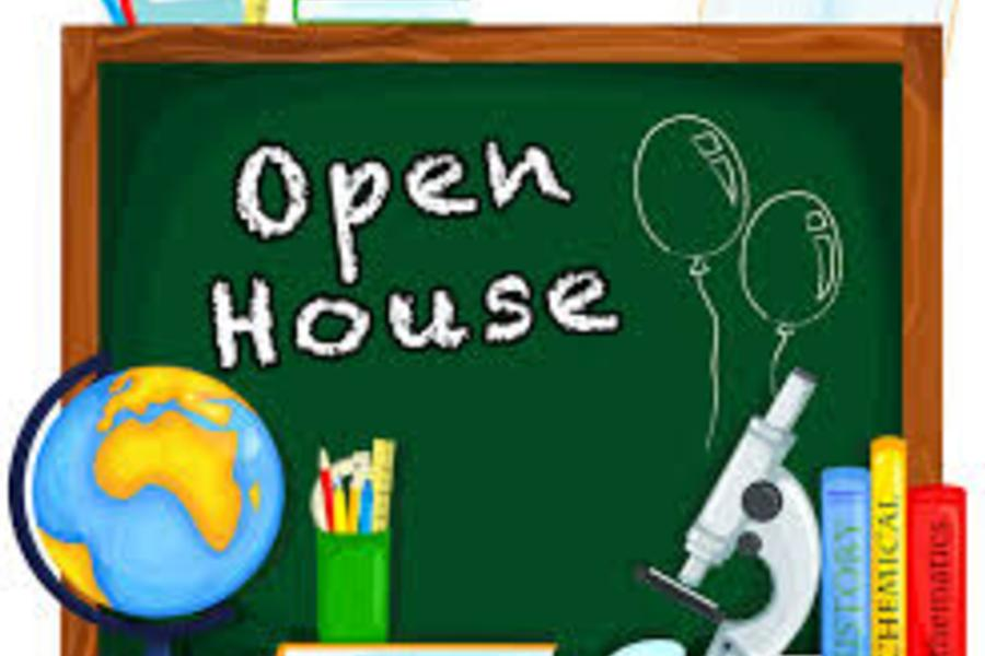 OPEN HOUSE - for Current 5th Grade Students