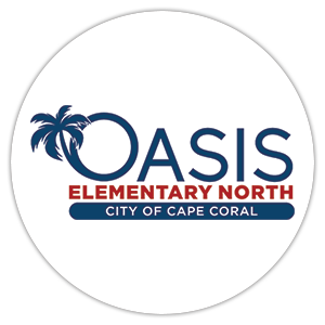 Oasis Elementary North Logo